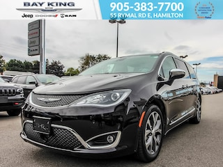 2018 Chrysler Pacifica Limited, Back UP CAM, Blind Spot Monitor, GPS, HEA