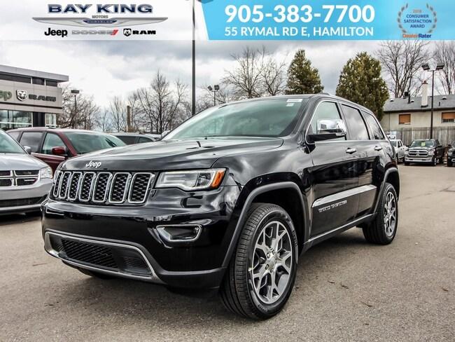 2019 Jeep Grand Cherokee 4x4, NAV, Wifi, Park Assist, Power Liftgate SUV