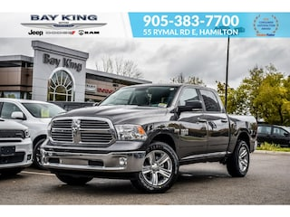 2019 Ram 1500 Classic SLT, Remote Start, Heated Seats, NAV, TOW, V8 Truck Crew Cab
