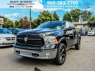 2018 Ram 1500 Outdoorsman, ECO Diesel, NAV, Back UP CAM, Leather Camion cabine Crew