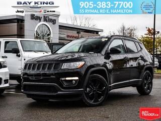 2019 Jeep Compass Altitude 4X2, Back UP CAM, Bluetooth, GPS, Remote SUV