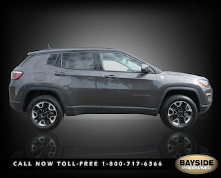 2018 Jeep Compass 4x4 Trailhawk SUV