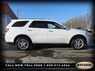 2015 Dodge Durango Citadel Heated Leather, backup camera, NAV, sunroof SUV