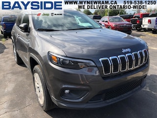 2019 Jeep New Cherokee North | HUGE DISCOUNTS | 4X4 SUV