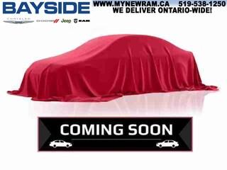 2020 Ram 1500 Big Horn | 4x4 | NAV Truck Quad Cab