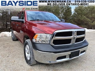2015 Ram 1500 ST | AS IS | 4x4 Truck Crew Cab