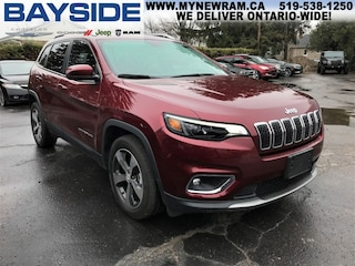 2019 Jeep Cherokee Limited | FWD | BLUETOOTH SUV