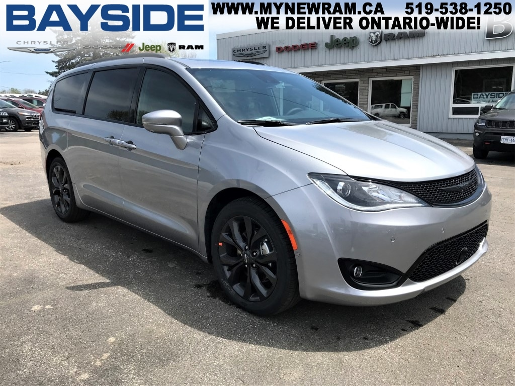 2019 Chrysler Pacifica Limited | NAV | BLUETOOTH Van