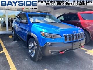 2020 Jeep Cherokee Trailhawk | 4x4 | NAV 4x4 Sport Utility
