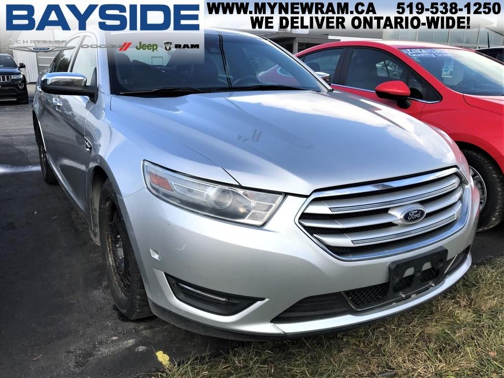 2013 Ford Taurus Limited | AWD | BLUETOOTH Sedan