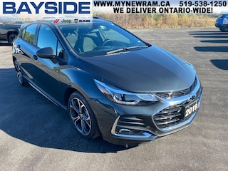 2019 Chevrolet Cruze LT | FWD | BLUETOOTH Hatchback