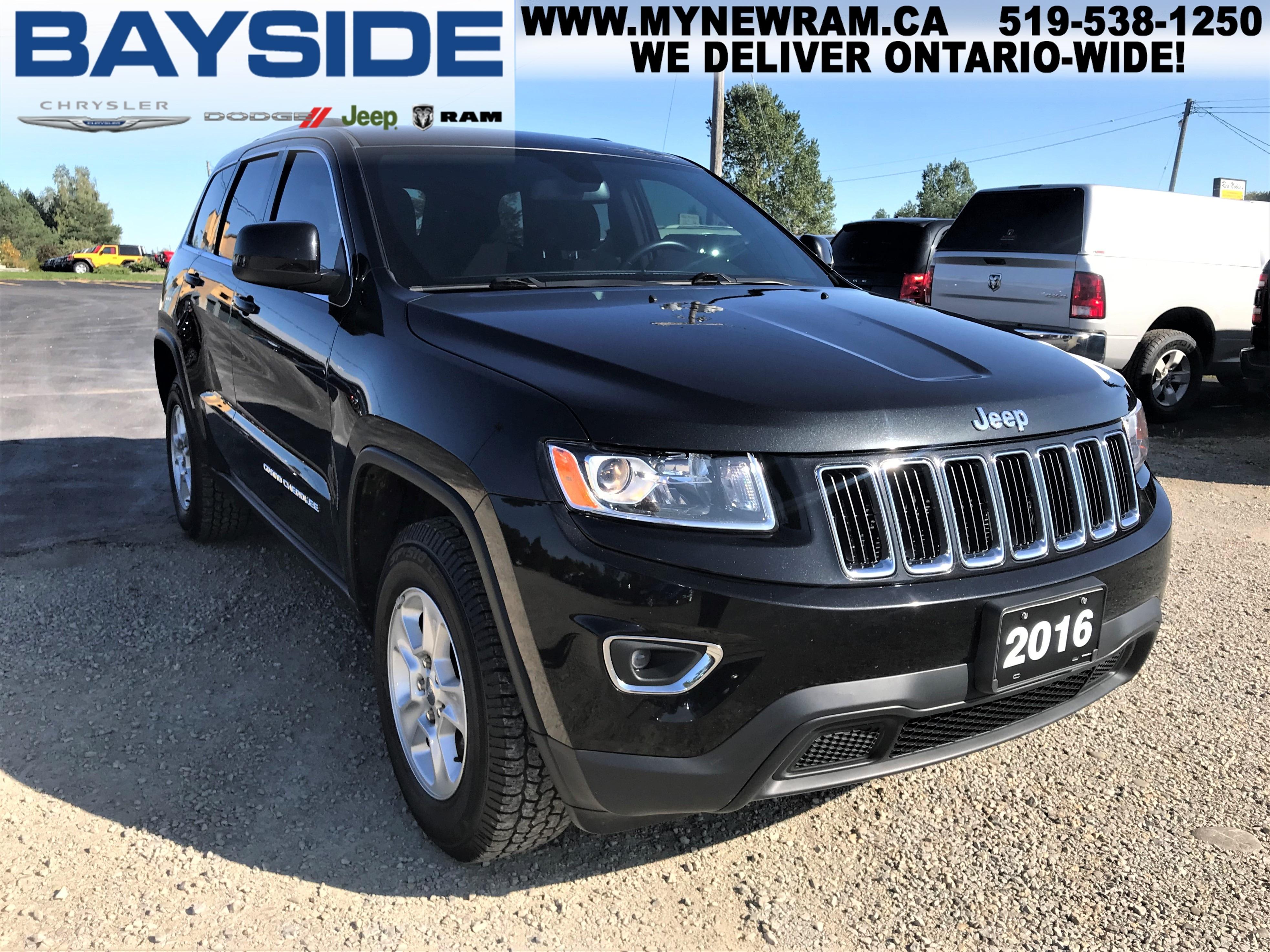 2016 Jeep Grand Cherokee Laredo | 4x4 SUV