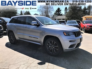 2019 Jeep Grand Cherokee High Altitude | BLUETOOTH | 4X4 SUV