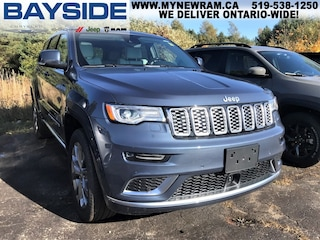 2020 Jeep Grand Cherokee Summit | 4x4 | NAV SUV