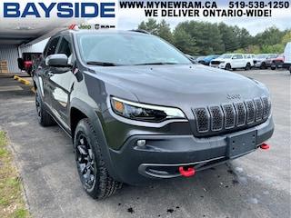 2020 Jeep Cherokee Trailhawk | 4x4 | NAV SUV