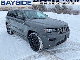 2021 Jeep Grand Cherokee Altitude | 4x4 | NAV 4x4