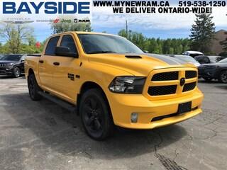 2019 Ram 1500 Classic Express Stinger Yellow | 4x4 | BLUETOOTH Truck Crew Cab