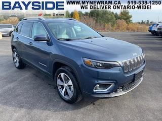 2021 Jeep Cherokee Limited | 4x4 | NAV 4x4