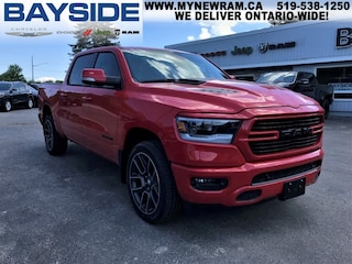 2019 Ram All-New 1500 Sport | HUGE DISCOUNTS | 4x4 | NAV Truck Crew Cab