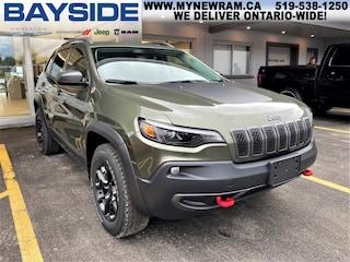 2020 Jeep Cherokee Trailhawk Elite | 4x4 | NAV  SUV
