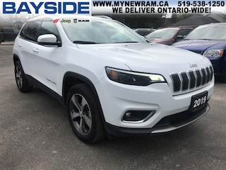 2019 Jeep Cherokee Limited | 4x4 SUV