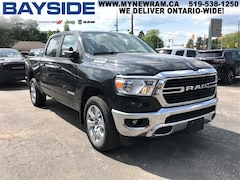 2019 Ram All-New 1500 Big Horn | 4x4 | BLUETOOTH Truck Crew Cab