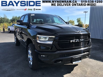 2020 Ram 1500 Big Horn North Edition | 4x4 | NAV Truck Crew Cab