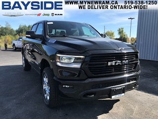 2020 Ram 1500 Big Horn North Edition | 4x4 | NAV Truck Crew Cab