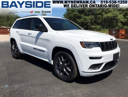 2020 Jeep Grand Cherokee Limited | 4x4 | NAV SUV