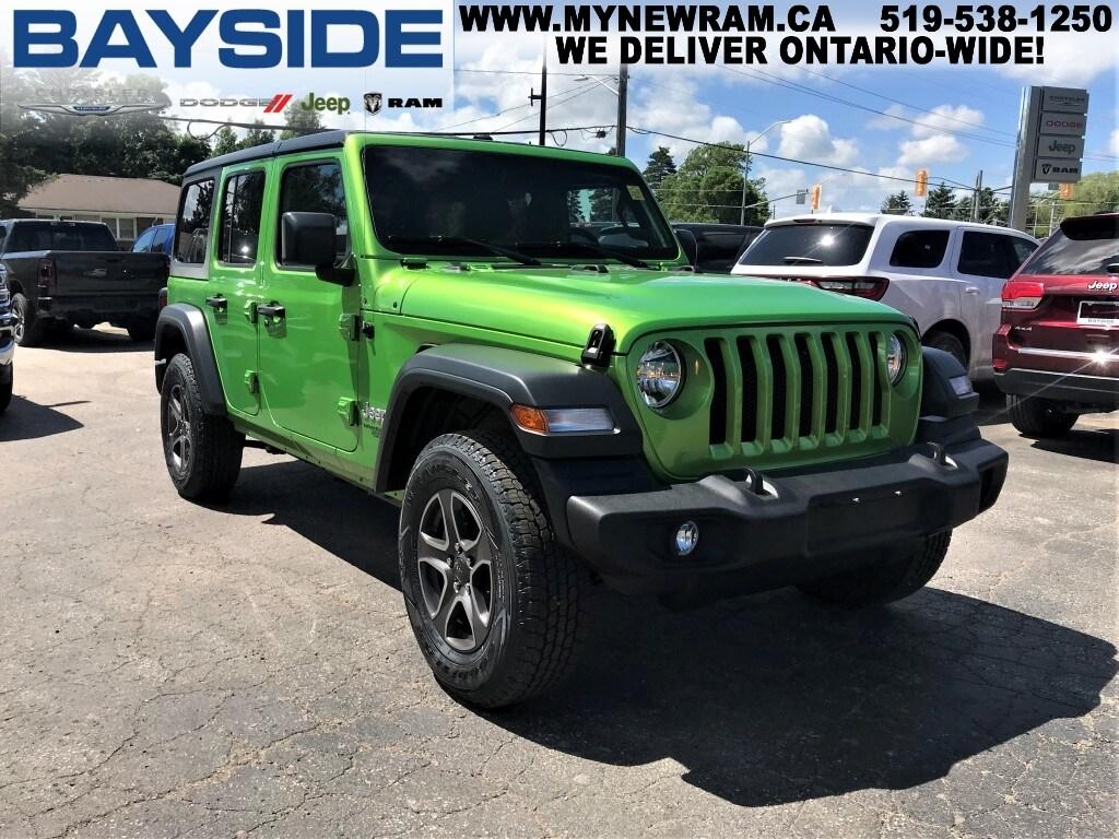 2019 Jeep Wrangler Sport | 4x4 | BLUETOOTH SUV