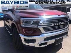 2019 Ram All-New 1500 Laramie | 4x4 | BLUETOOTH | HEMI Truck Crew Cab
