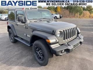 2021 Jeep Wrangler Sport | 4x4 | BLUETOOTH 4x4
