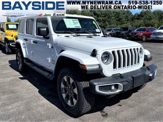 2021 Jeep Wrangler Sahara | 4x4 | NAV 4x4