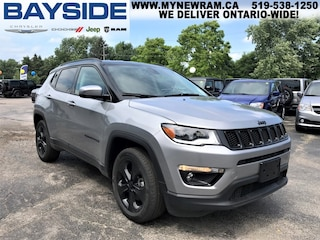 2019 Jeep Compass Altitude | AWD | NAV SUV