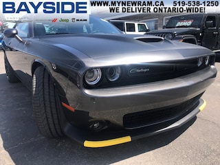 2018 Dodge Challenger T/A 392 | BLUETOOTH | NAV Coupe