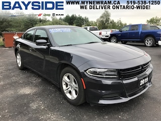 2019 Dodge Charger SXT | RWD | BLUETOOTH Sedan