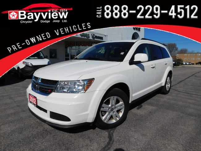 2012 Dodge Journey CVP/SE Plus SUV