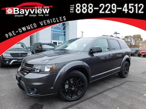 Used 2018 Dodge Journey For Sale at Bayview Chrysler Dodge