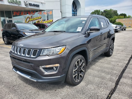 2019 Jeep Compass Limited VUS