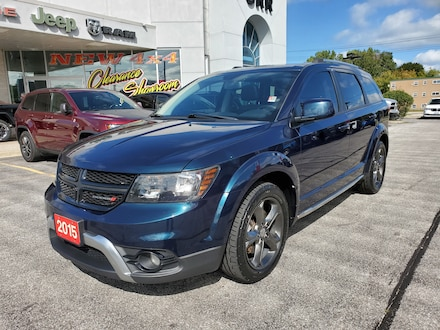 2015 Dodge Journey Crossroad VUS