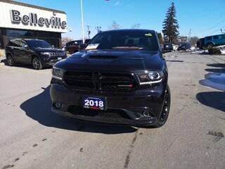 2018 Dodge Durango GT - Blacktop - Sport Hood - Navigation SUV