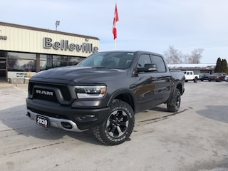 2020 Ram 1500 All new Eco Diesel Rebel ! Truck Crew Cab