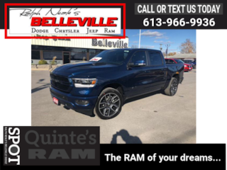2020 Ram 1500 GPS-BLIND SPOT AND CROSS PATH DETECTION Truck Crew Cab