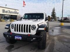 2020 Jeep Gladiator Rubicon 4x4-TOW-GPS-TRAILCAM Truck Crew Cab