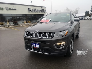2019 Jeep Compass Limited 4x4 - Leather - Remote Start-Backup Camera SUV