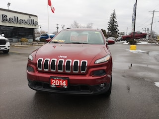 2014 Jeep Cherokee 4x4 North - Tow pkg - Bluetooth SUV