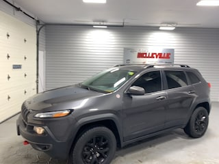 2016 Jeep Cherokee Trailhawk - Tow Group - Leather - Pano Roof SUV