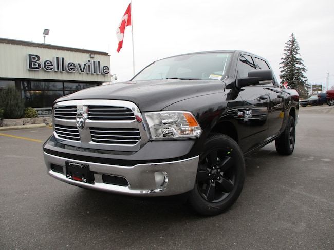 2019 Ram 1500 Classic Remote start and security-GPS-hitch Truck Crew Cab