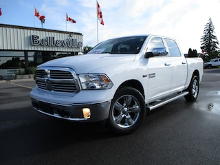 2015 Ram 1500 SLT-Side Steps-Hitch Truck Crew Cab