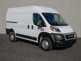 2020 Ram ProMaster 1500 High Roof 136in-3Passagers- Van Cargo Van